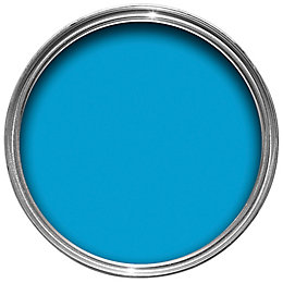 Dulux Endurance Striking Cyan Matt Emulsion Paint 50ml