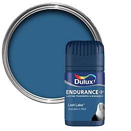 Dulux Endurance Lost Lake Matt Emulsion Paint 50ml