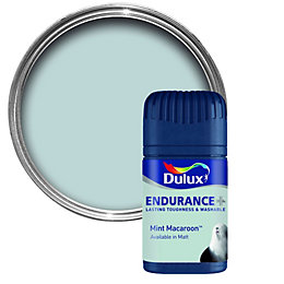 Dulux Endurance Mint Macaroon Matt Emulsion Paint 50ml