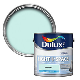Dulux Light & Space Lagoon Falls Matt Emulsion