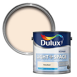 Dulux Light & Space Honey Beam Matt Emulsion