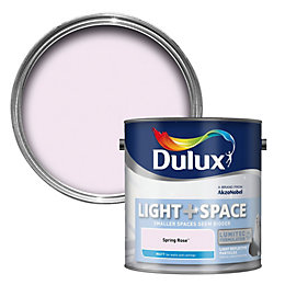 Dulux Light & Space Spring Rose Matt Emulsion