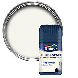 Dulux Light & Space Moon Shimmer Matt Emulsion