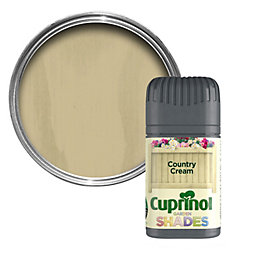 Cuprinol Garden Shades Country Cream Matt Wood Paint