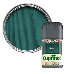 Cuprinol Garden Shades Sage Matt Wood Paint 50ml