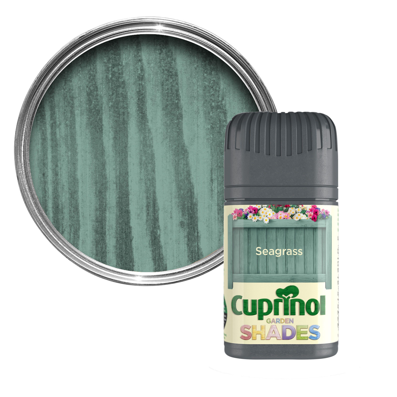 Cuprinol Garden Shades Seagrass Matt Wood Paint Departments Diy At B Q