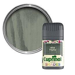 Cuprinol Garden Wild Thyme Wood Paint 50ml Tester