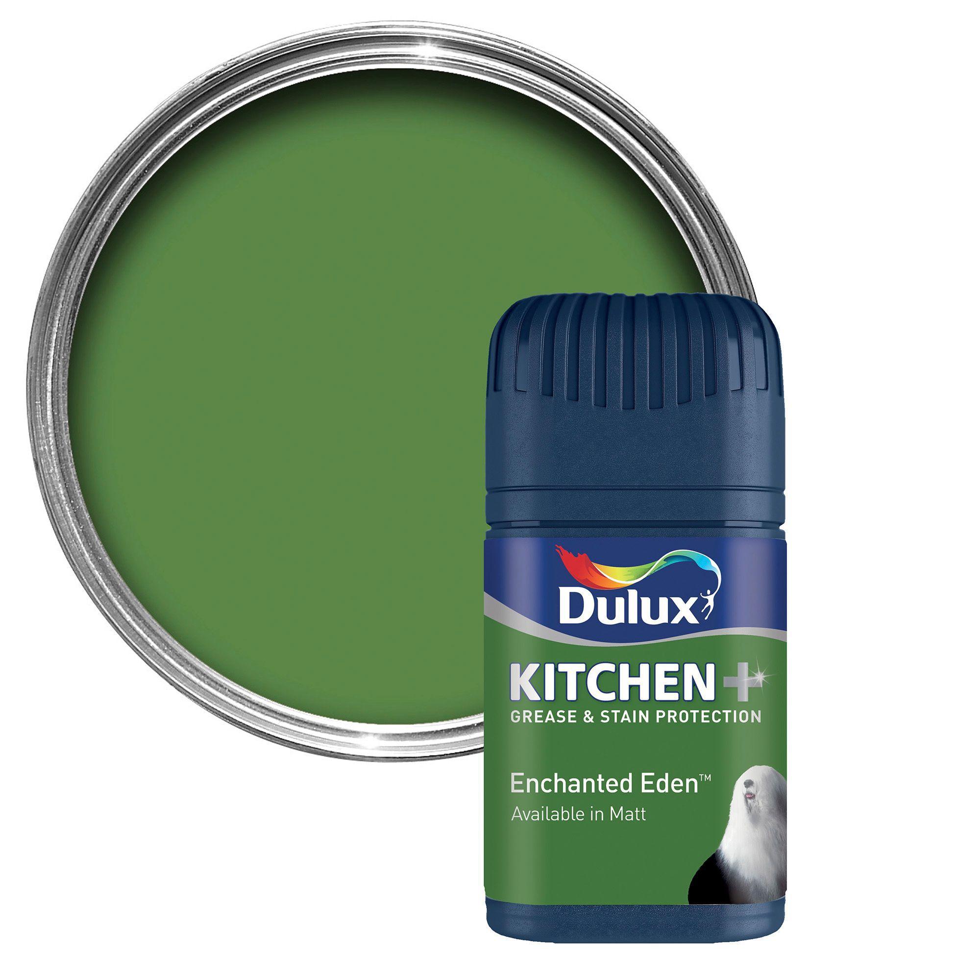 Dulux Kitchen Enchanted Eden Matt Emulsion Paint 50ml