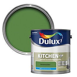 Dulux Kitchen Enchanted Eden Matt Emulsion Paint 2.5L