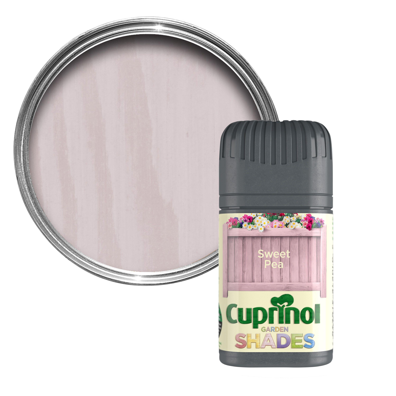 Cuprinol Garden Shades Sweet Pea Matt Wood Paint 0.05l