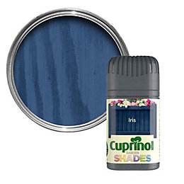 Cuprinol Garden Iris Wood Paint 50ml Tester Pot