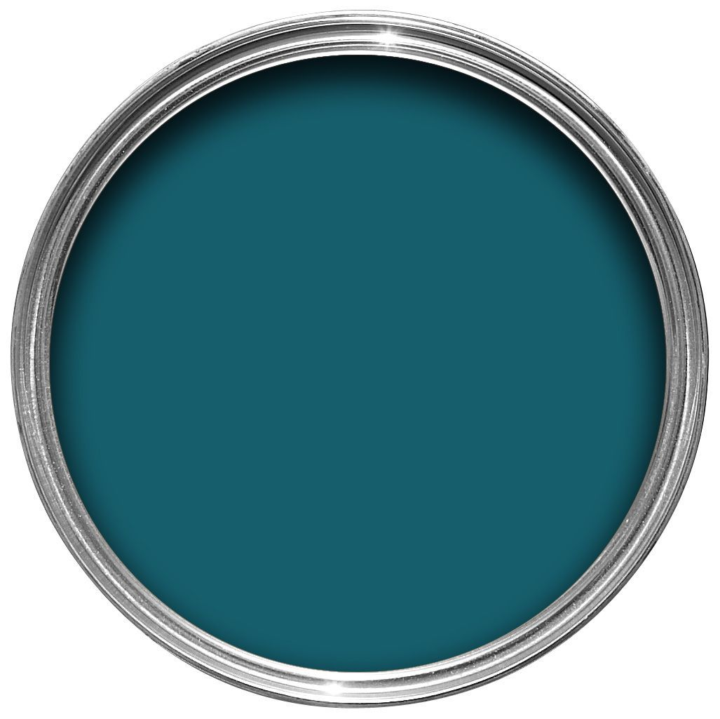 Dulux Paint Teal Touch