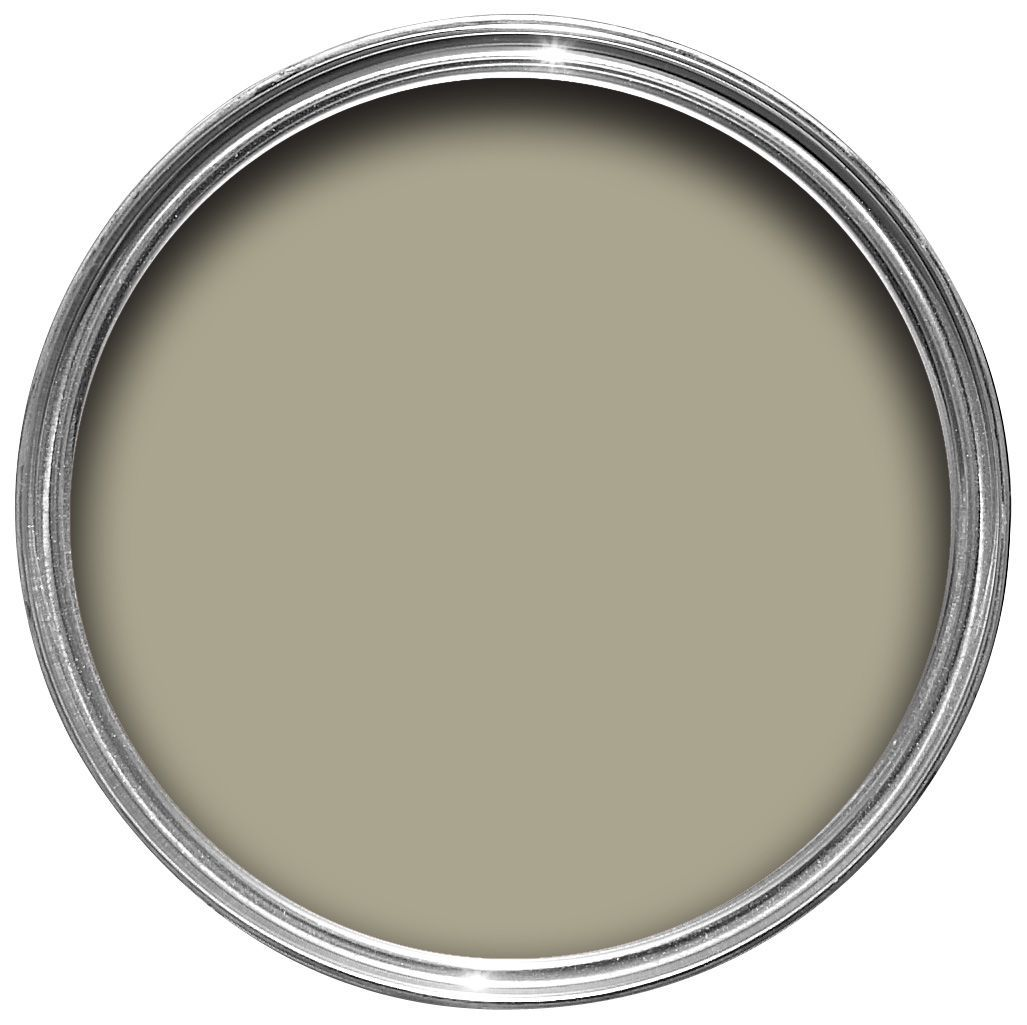 Dulux Once Overtly Olive Matt Emulsion Paint 2.5l