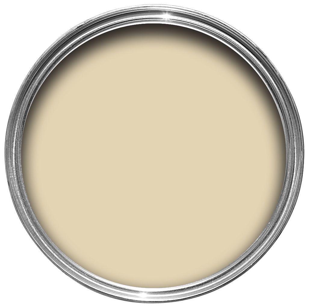 Dulux Once Buttermilk <b>Matt</b> Emulsion Paint 2.5L ...