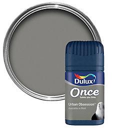 Dulux Urban Obsession Matt Emulsion Paint 50ml Tester