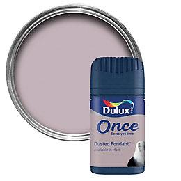 Dulux Dusted Fondant Matt Emulsion Paint 50ml Tester