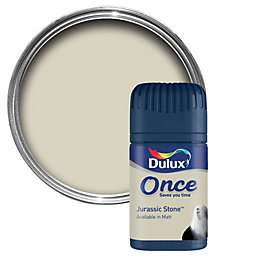 Dulux Jurassic Stone Matt Emulsion Paint 50ml Tester