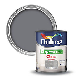 Dulux Interior Urban Obsession Gloss Wood & Metal