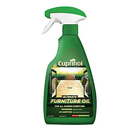 Cuprinol Ultimate Clear Furniture Oil 500ml Spray