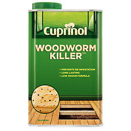 Cuprinol Clear Woodworm Killer 1L