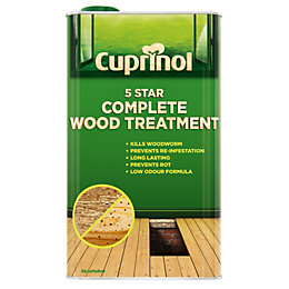 Cuprinol 5 Star Complete Wood Treatment 5L