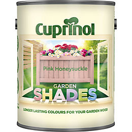 Cuprinol Garden Shades Pink Honeysuckle Wood Paint 1L