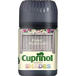 Cuprinol Garden Shades Forest Mushroom Wood Paint 50ml
