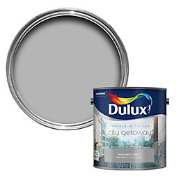 Dulux Travels In Colour Monument Grey Flat Matt