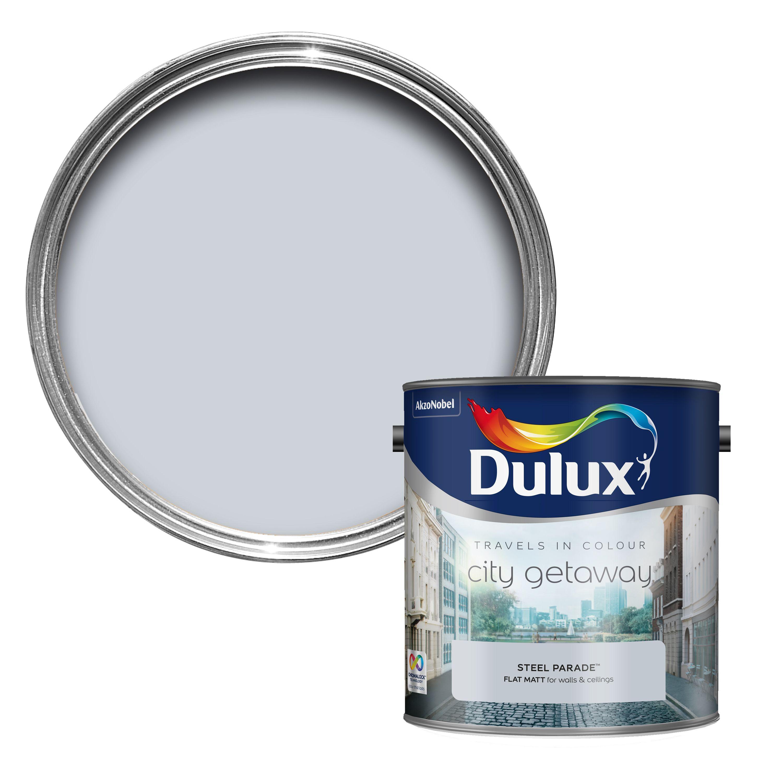 Dulux Light Grey Bathroom Paint