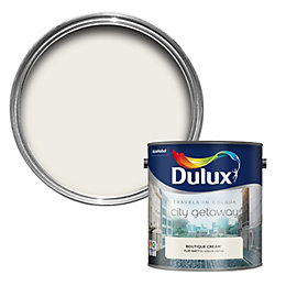 Dulux Travels In Colour Boutique Cream Flat Matt