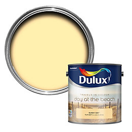 Dulux Travels In Colour Sunny Day Yellow Flat