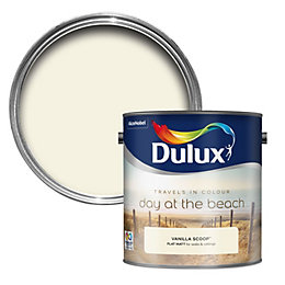 Dulux Travels In Colour Vanilla Scoop Cream Flat