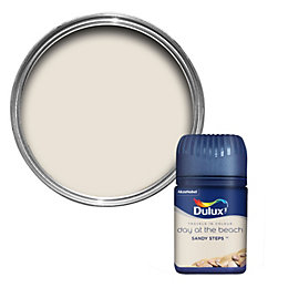 Dulux Travels In Colour Sandy Steps Cream Flat