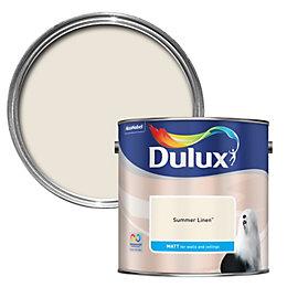 Dulux Standard Summer Linen Matt Paint 2.5L