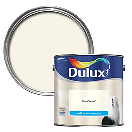 Dulux Standard Fine Cream Matt Wall & Ceiling