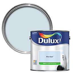 Dulux Standard Blue Opal Silk Paint 2.5L