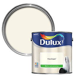 Dulux Standard Fine Cream Silk Wall & Ceiling