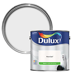 Dulux Standard Rock Salt Silk Paint 2.5L