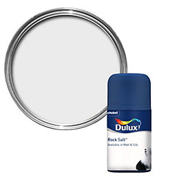 Dulux Standard Rock Salt Matt Paint 50ml Tester