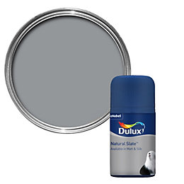 Dulux Standard Natural Slate Matt Paint Tester Pot