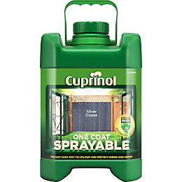 Cuprinol Silver Copse Sprayable Fence Treatment 5L
