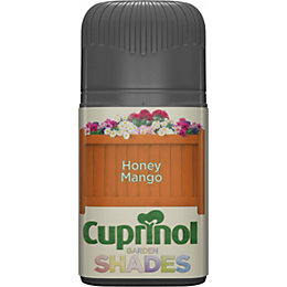 Cuprinol Garden Honey Mango Natural Texture Of The