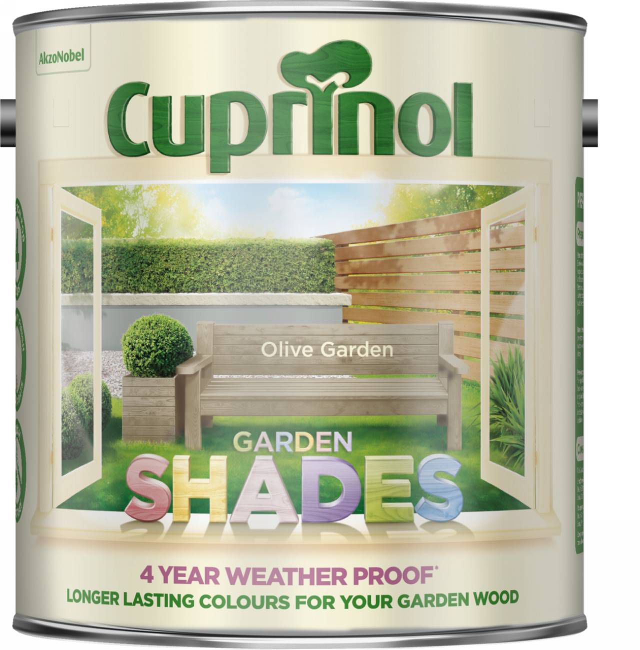 Cuprinol Anti-Slip Decking Stain is a slip resistant treatment for softwood & hardwood decking. Contains anti-slip microbeads. Long lasting protection.
