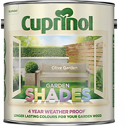 Cuprinol Garden Olive Garden Natural Texture Of The