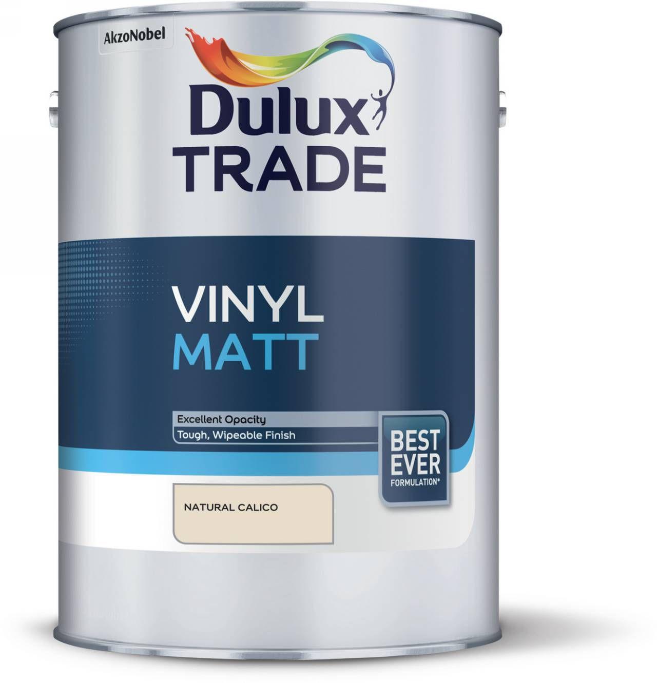 dulux trade chic shadow matt vinyl paint 5l | departments | diy at b&q