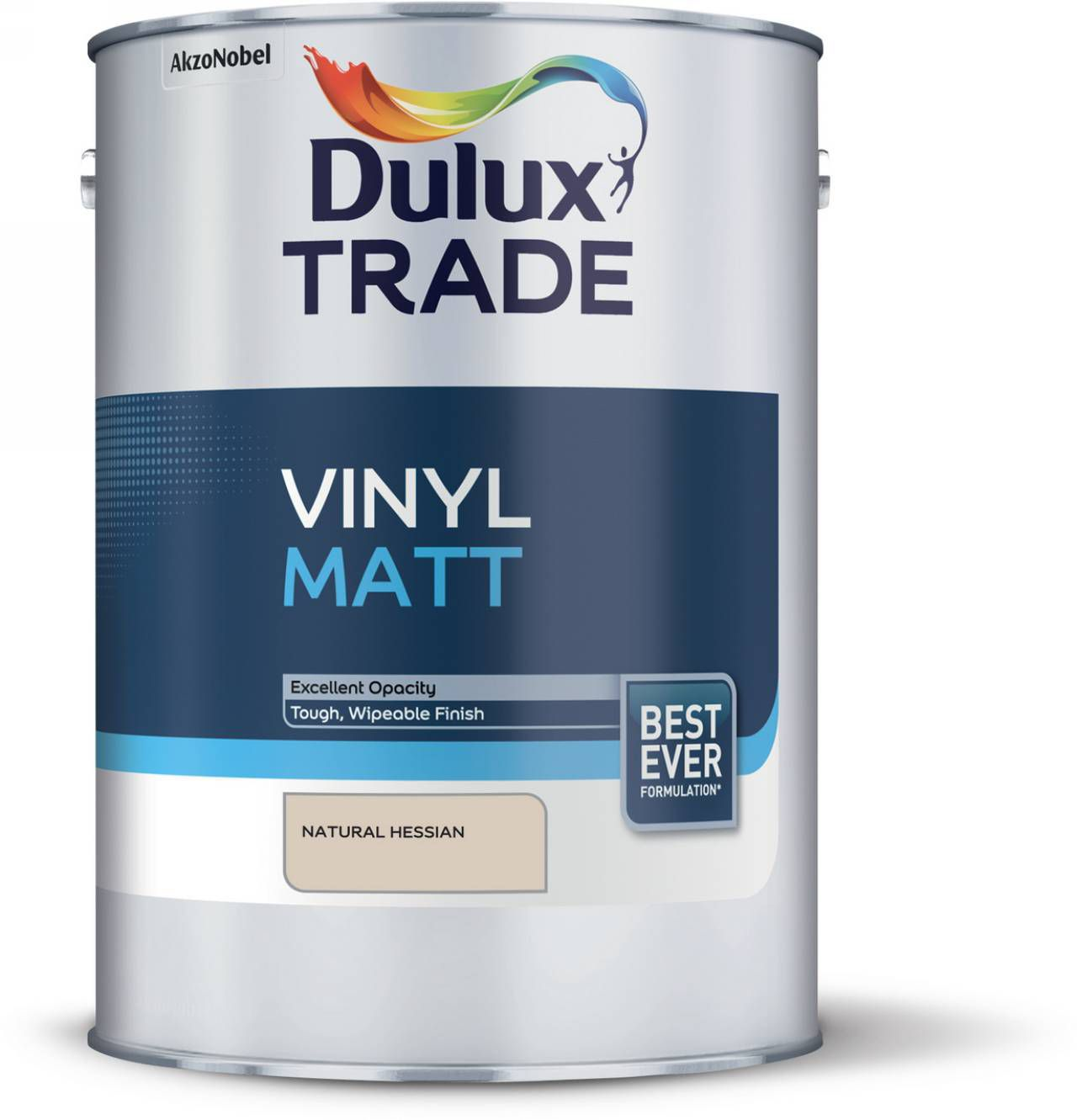 Dulux Trade Natural Hessian Matt Vinyl Paint 5l