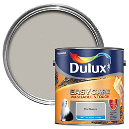 Dulux Easycare Chic Shadow Matt Emulsion Paint 2.5L