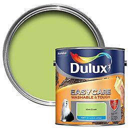 Dulux Easycare Kiwi Crush Matt Emulsion Paint 2.5L