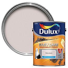 Dulux Easycare Mellow Mocha Matt Emulsion Paint 5L