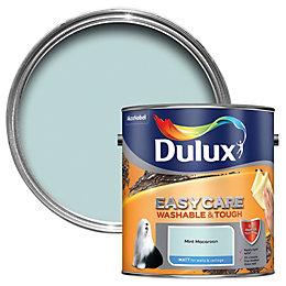 Dulux Easycare Mint Macaroon Matt Emulsion Paint 2.5L
